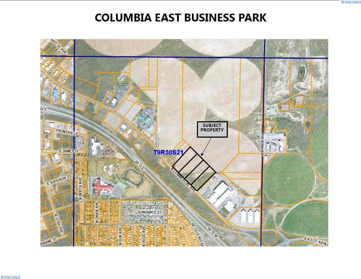 Land for Sale at N Commercial Avenue Pasco, Washington 99301 United States