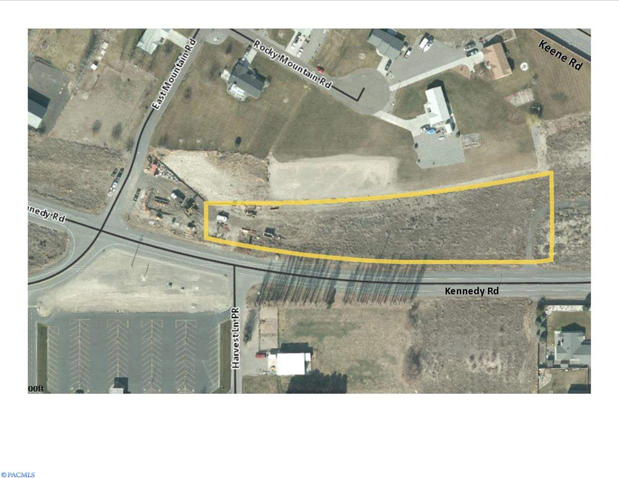 Land for Sale at TBD Kennedy Road West Richland, Washington 99353 United States