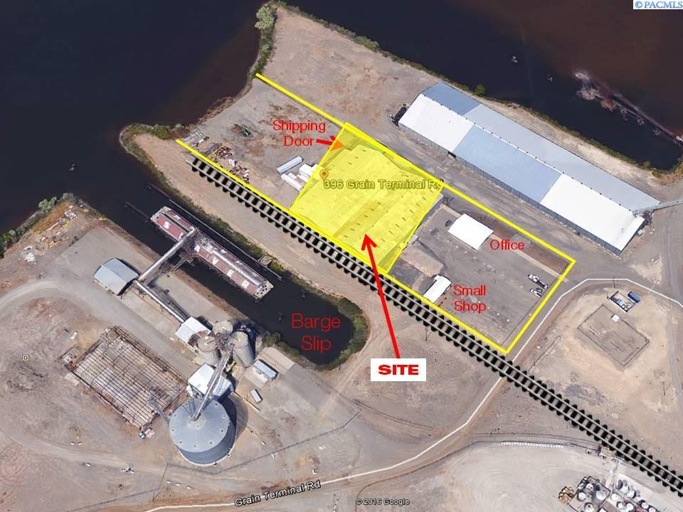 Industrial for Sale at 396 Grain Terminal Road Burbank, Washington 99323 United States