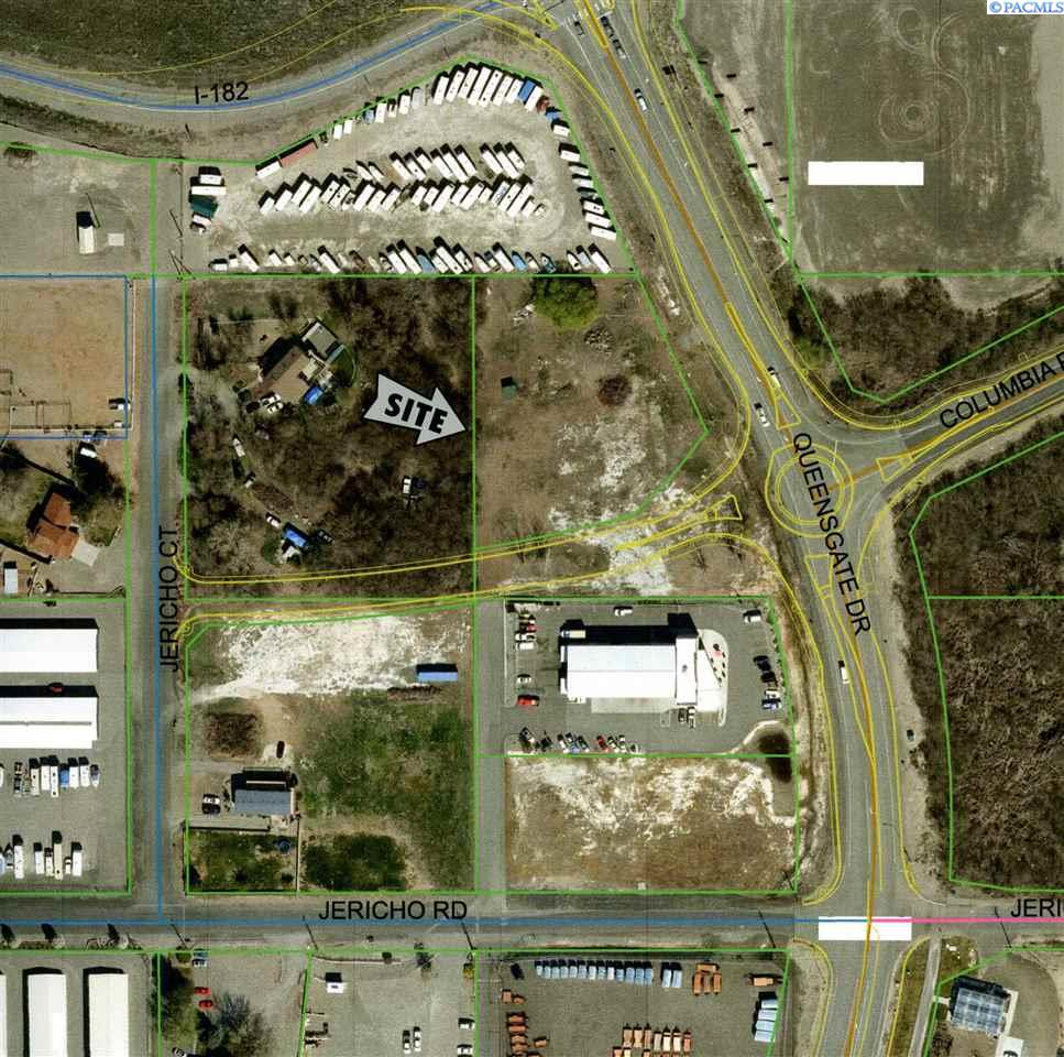 Land for Sale at TBD Columbia Park Trail Richland, Washington 99352 United States