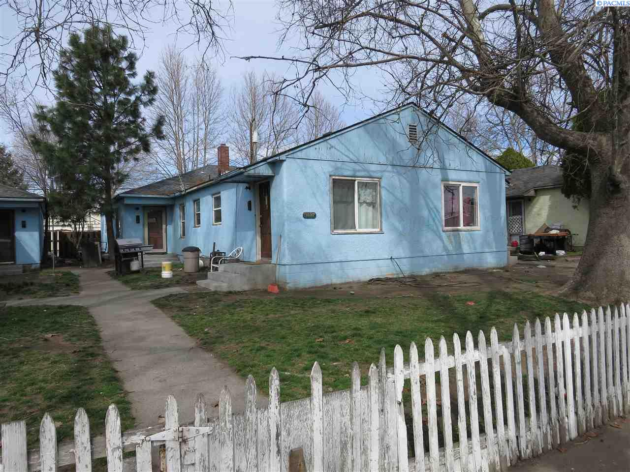 Multi-Family Homes for Sale at 1303-1311 Shoshone Street Pasco, Washington 99301 United States