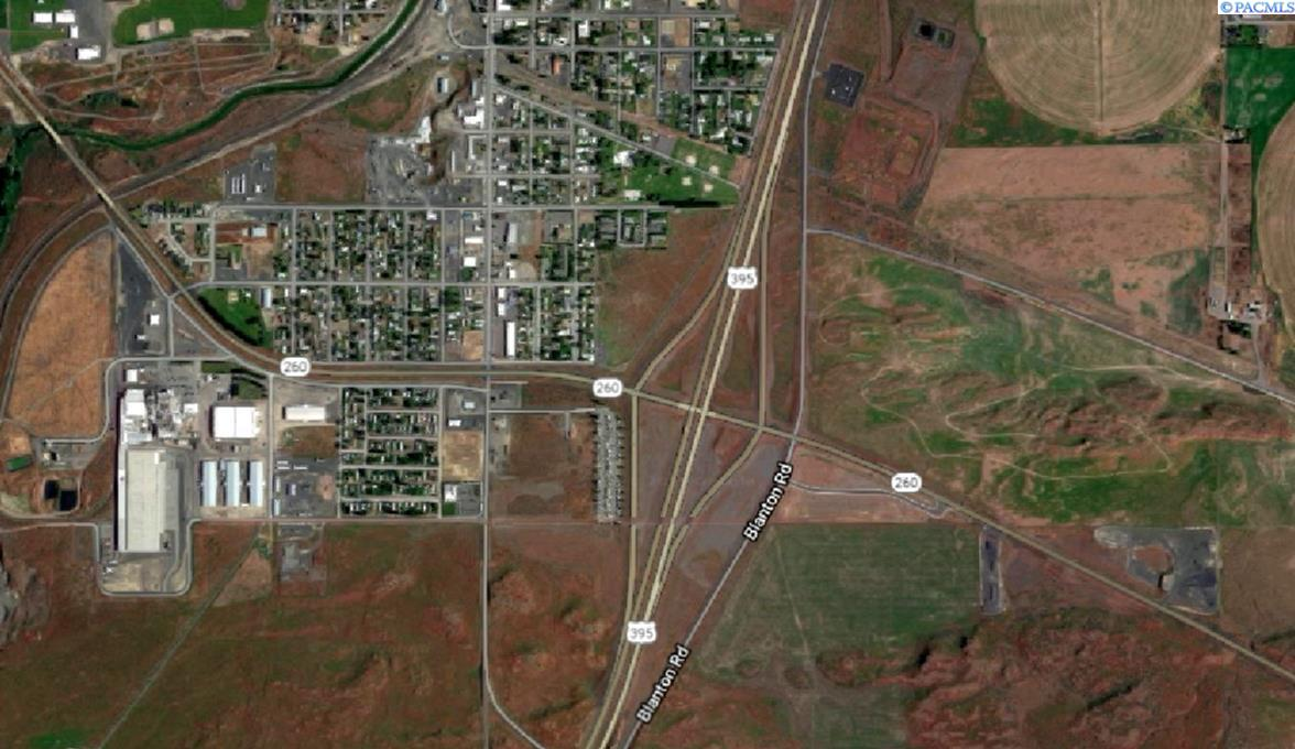 Land for Sale at NKA S TBD Connell, Washington 99326 United States