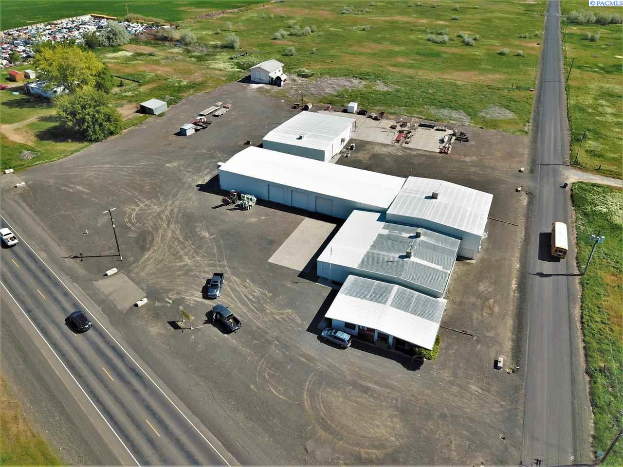 Industrial for Sale at 160201 W County Road 12 Prosser, Washington 99350 United States