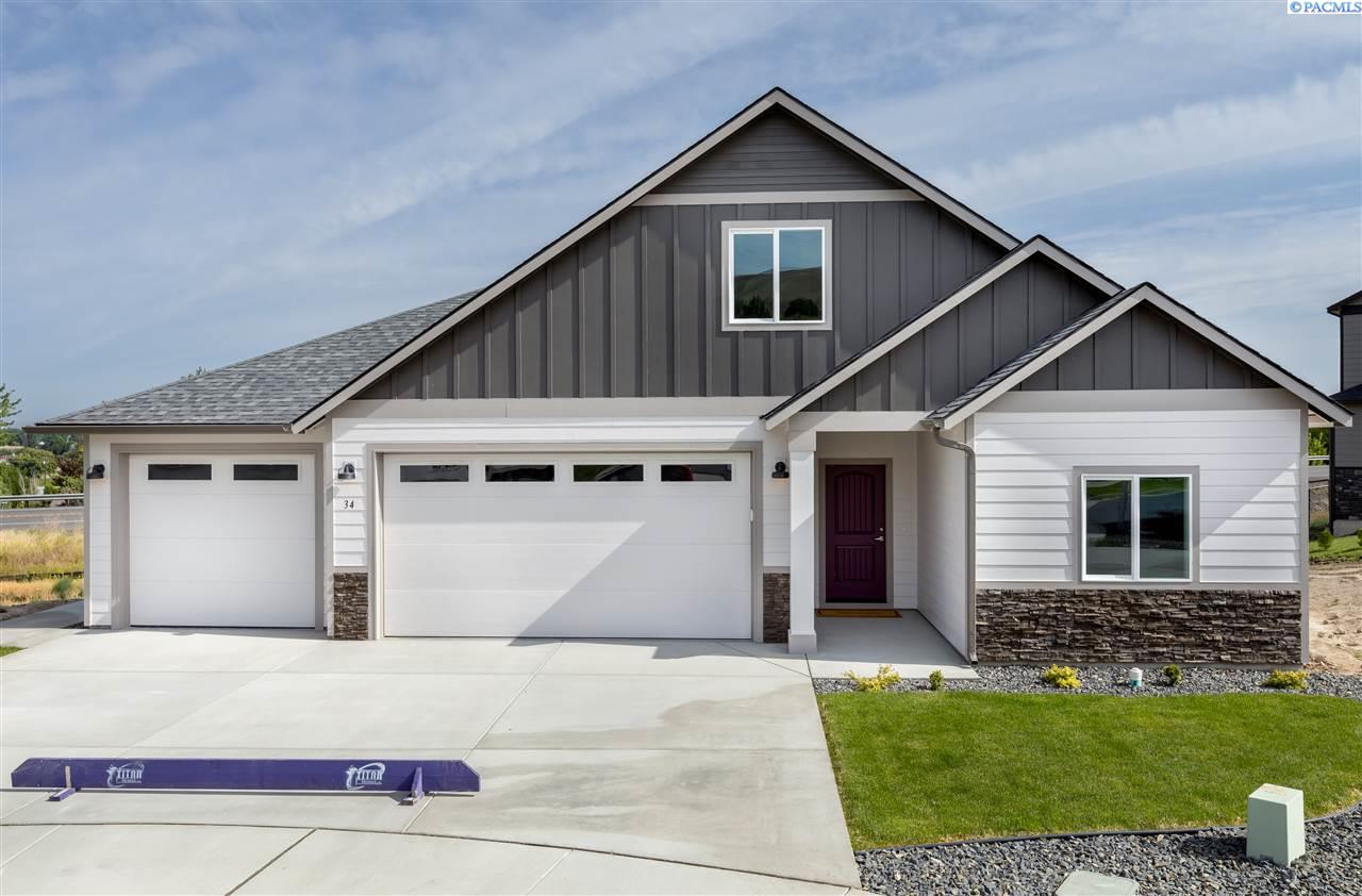 Single Family Homes for Sale at Address not available Prosser, Washington 99350 United States