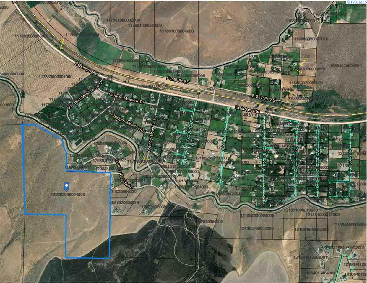 Land for Sale at NKA Badger Canyon-Homestead Kennewick, Washington 99338 United States