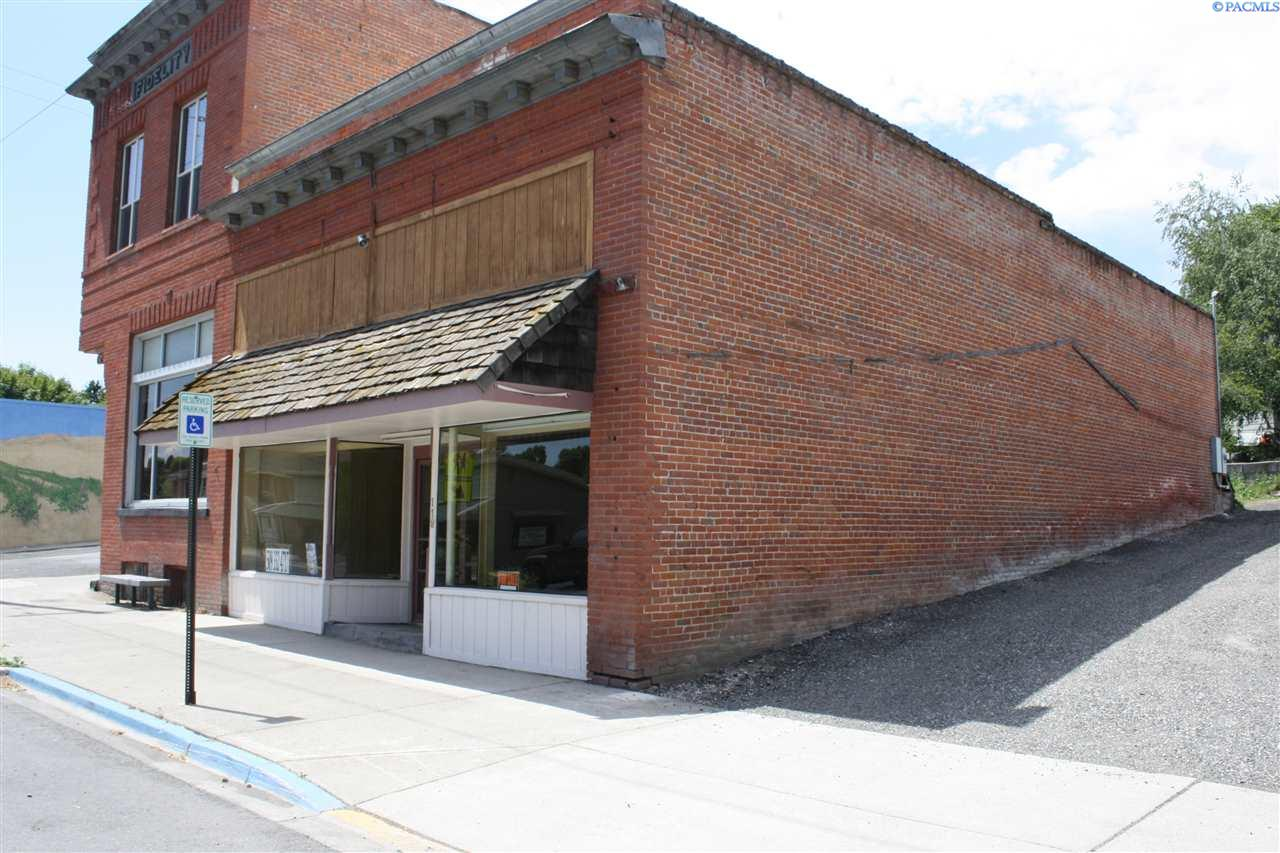 Retail for Sale at 118 S Montgomery Uniontown, Washington 99179 United States