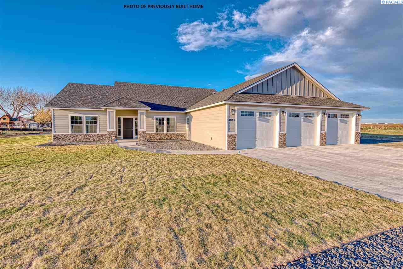 Single Family Homes for Sale at TBD Melville Road Pasco, Washington 99301 United States