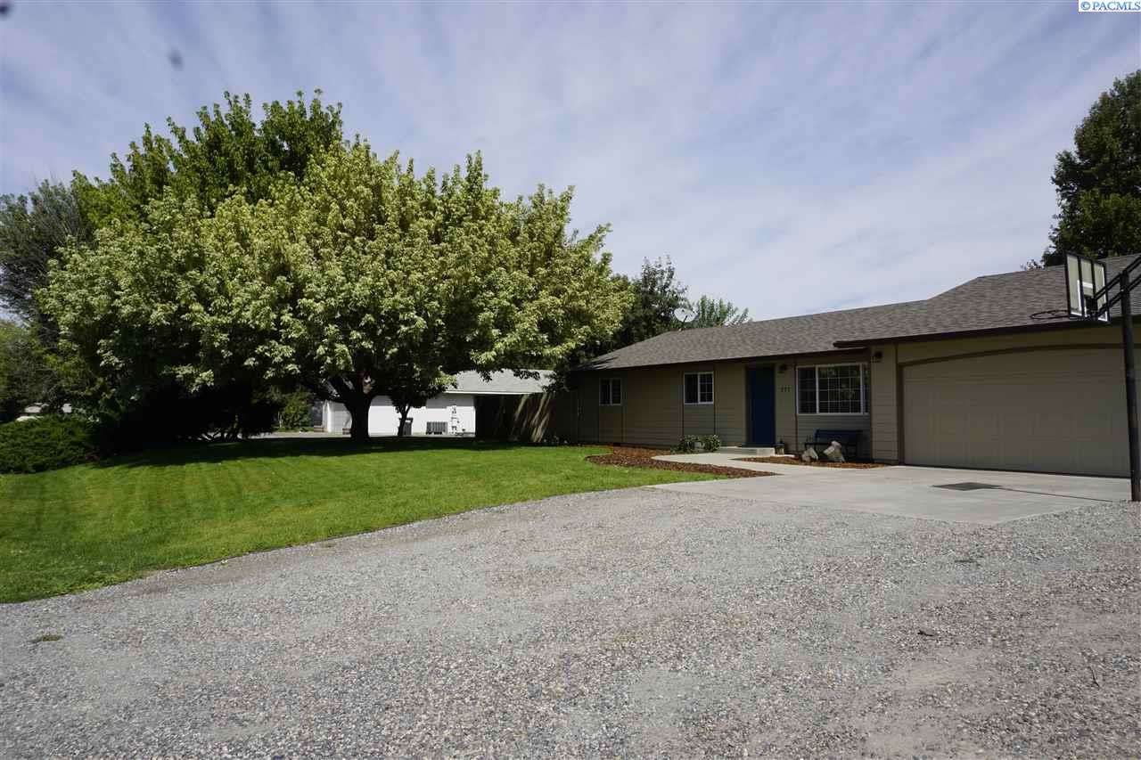Additional photo for property listing at 277 Edith Street Burbank, Washington 99323 United States