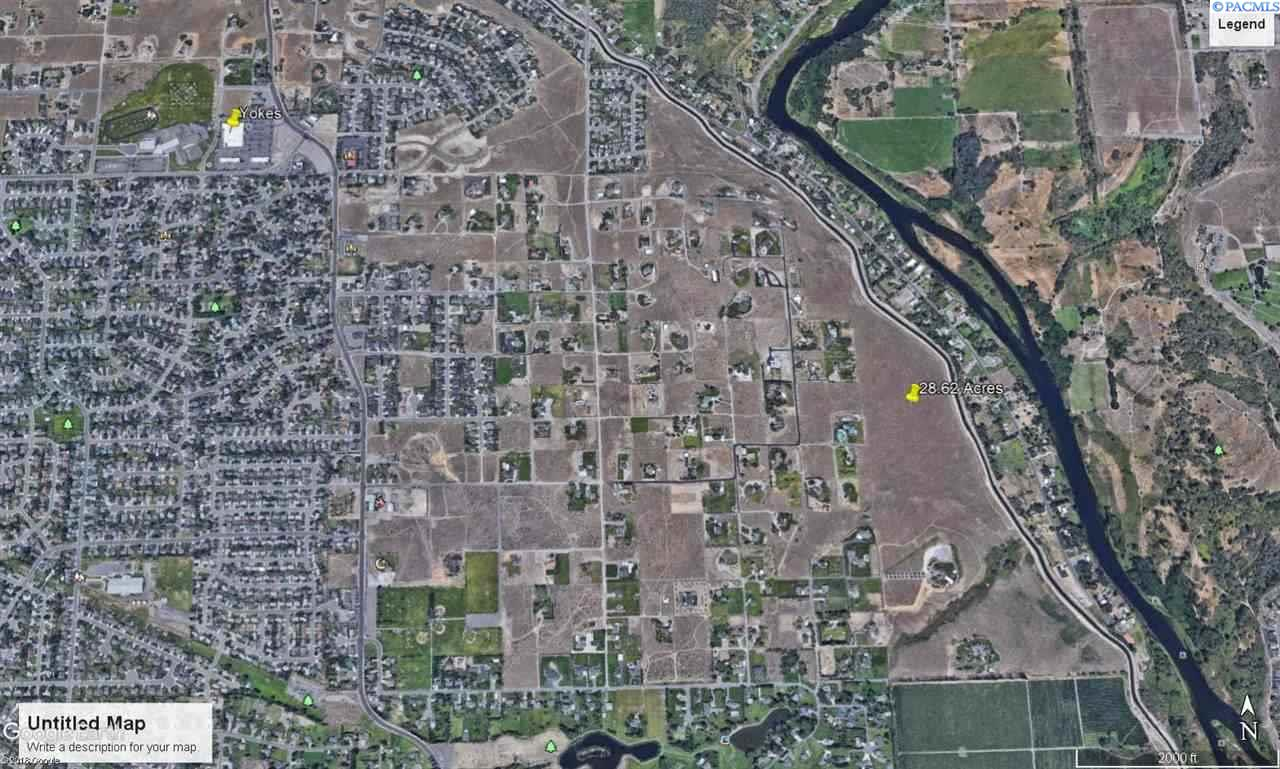 Land for Sale at NKA Mt Adams View Drive West Richland, Washington 99353 United States