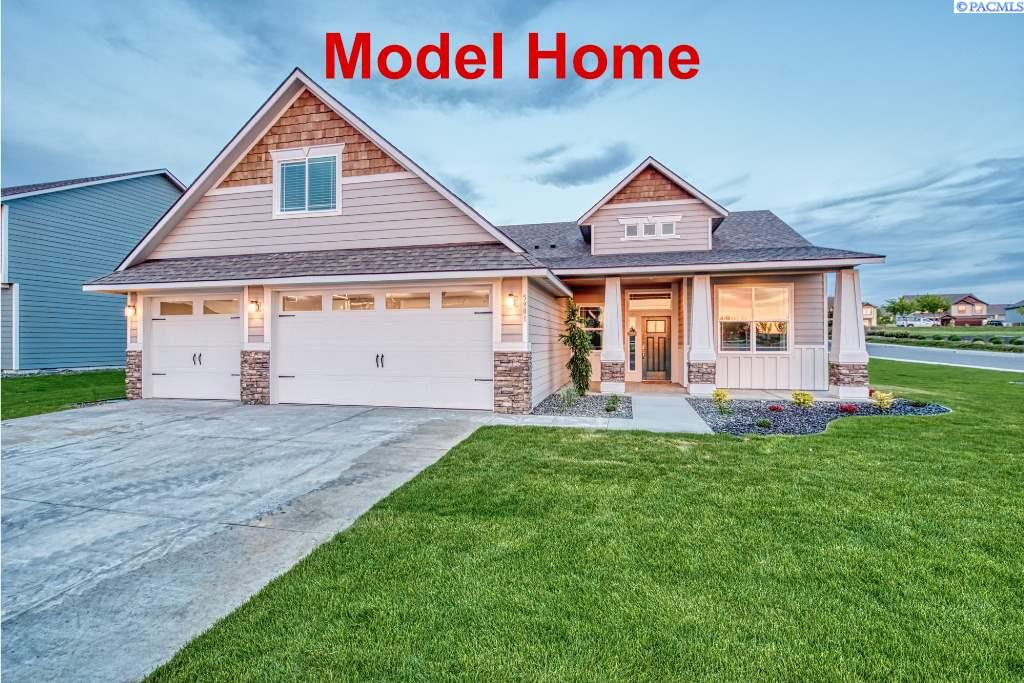 Single Family Homes for Sale at 5901 Grandin Lane Pasco, Washington 99301 United States
