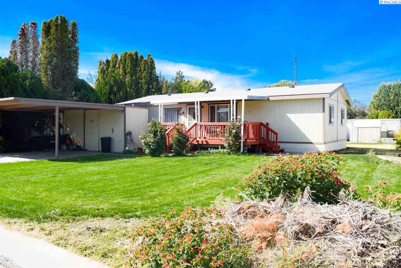 Manufactured Home for Sale at 3324 W 19th Ave #10 Kennewick, Washington 99338 United States