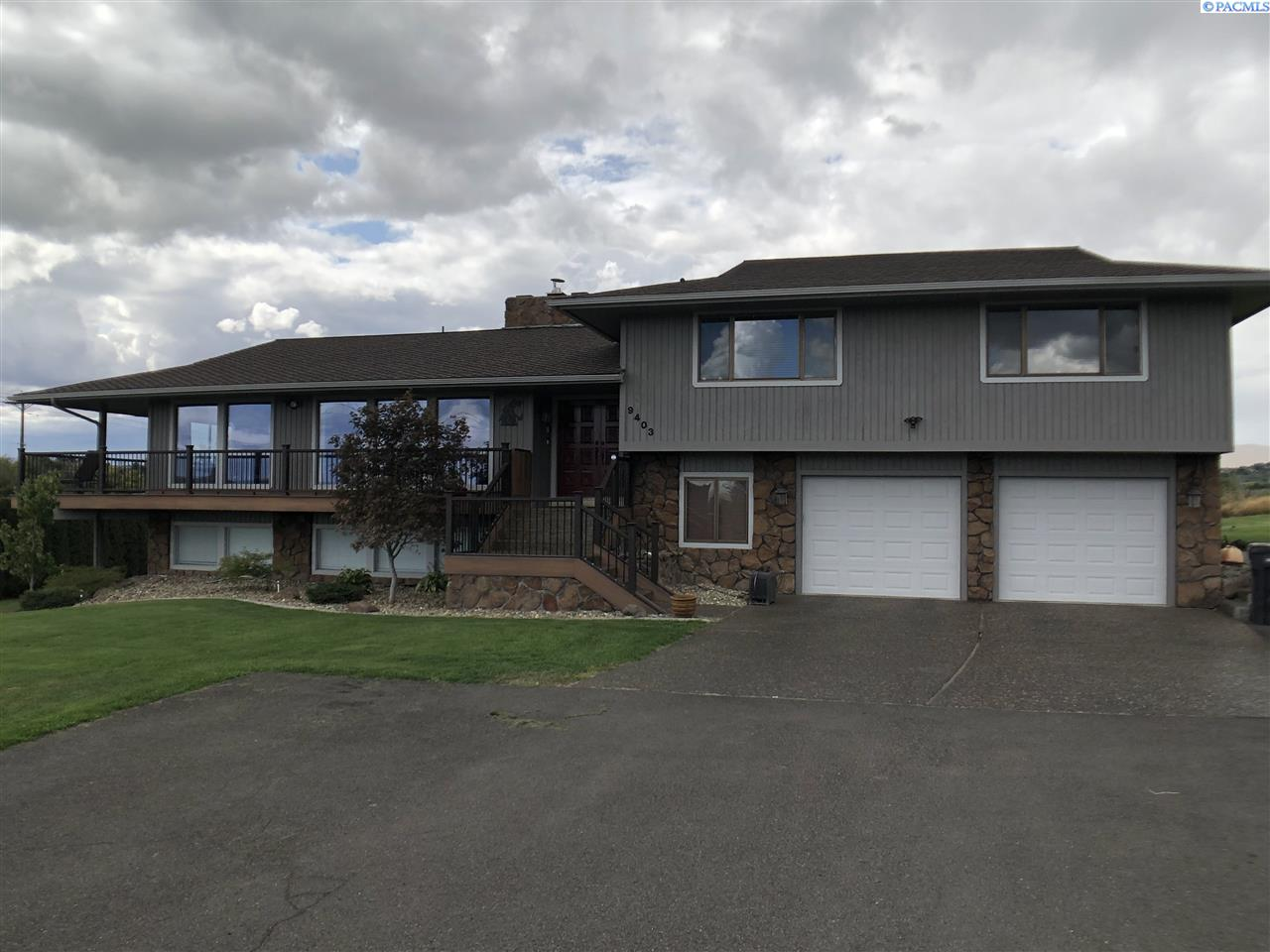 Single Family Homes for Sale at 9403 Tieton Drive Yakima, Washington 98908 United States