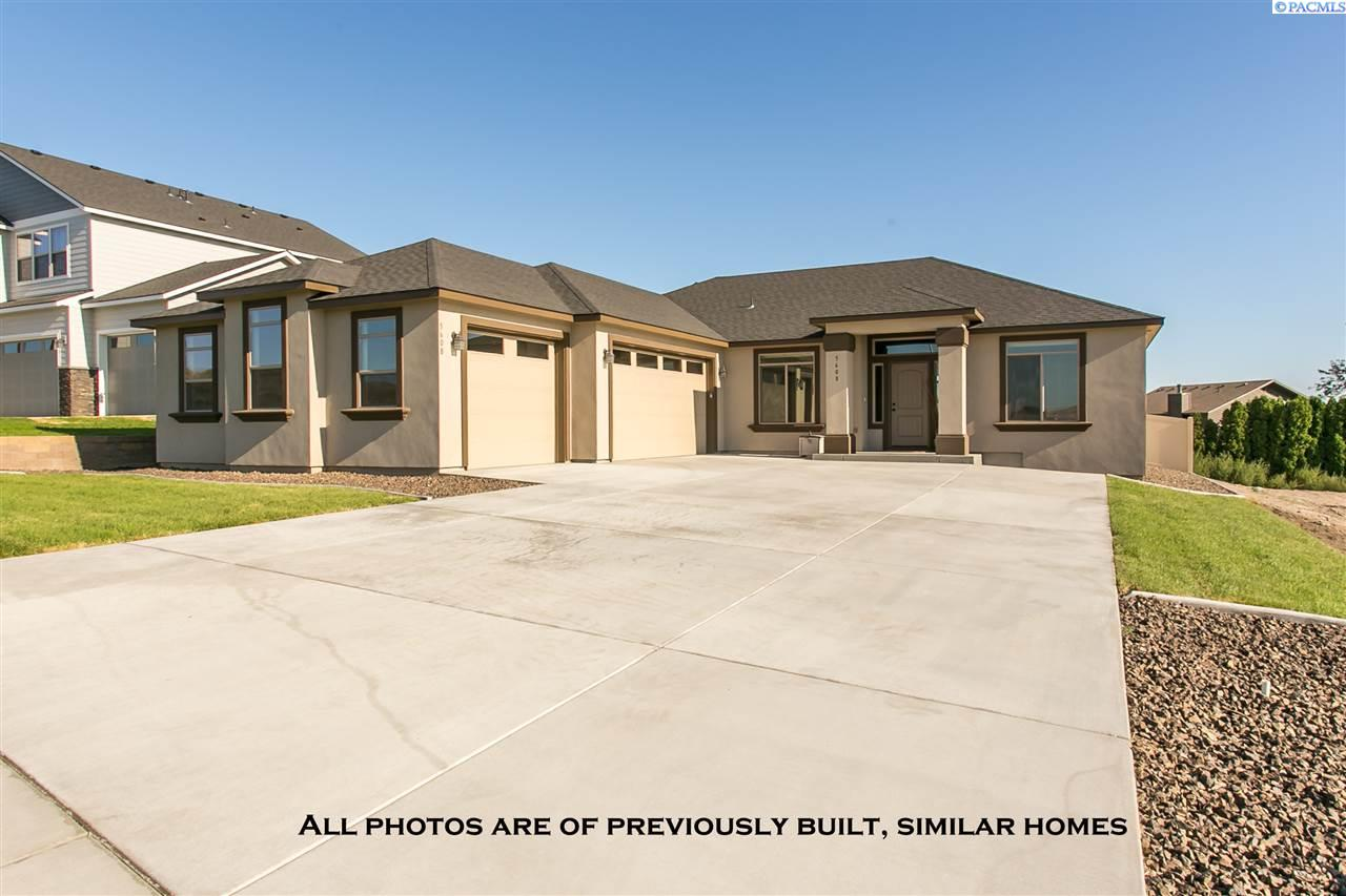 Single Family Homes for Sale at 6780 Caspian Place West Richland, Washington 99353 United States