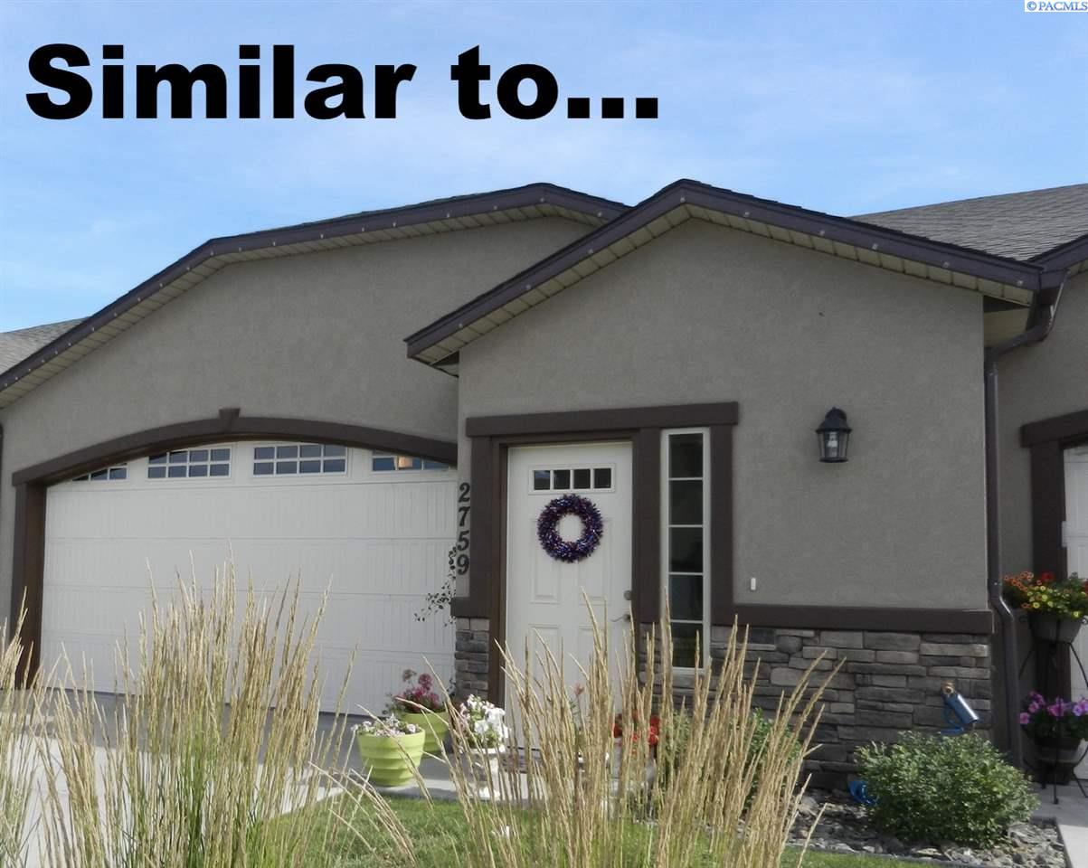 Single Family Homes for Sale at 2752 Gentle Court West Richland, Washington 99353 United States