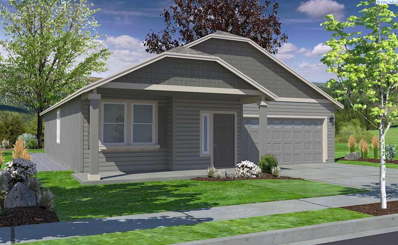 Single Family Homes for Sale at 3088 Duval Lp. Richland, Washington 99352 United States