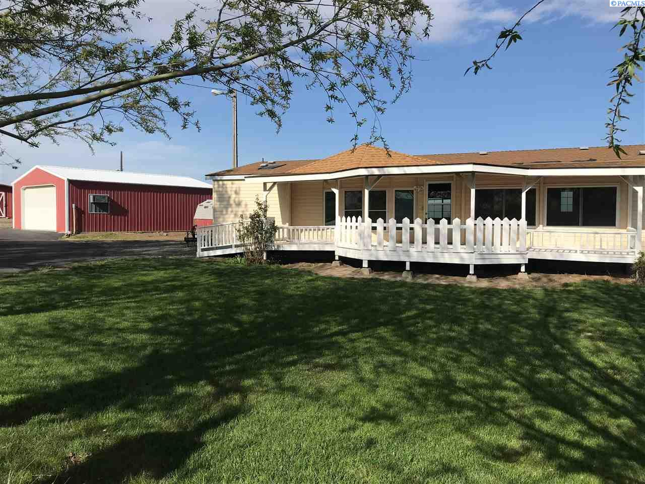 Manufactured Home for Sale at 61305 N Whan Road Benton City, Washington 99320 United States