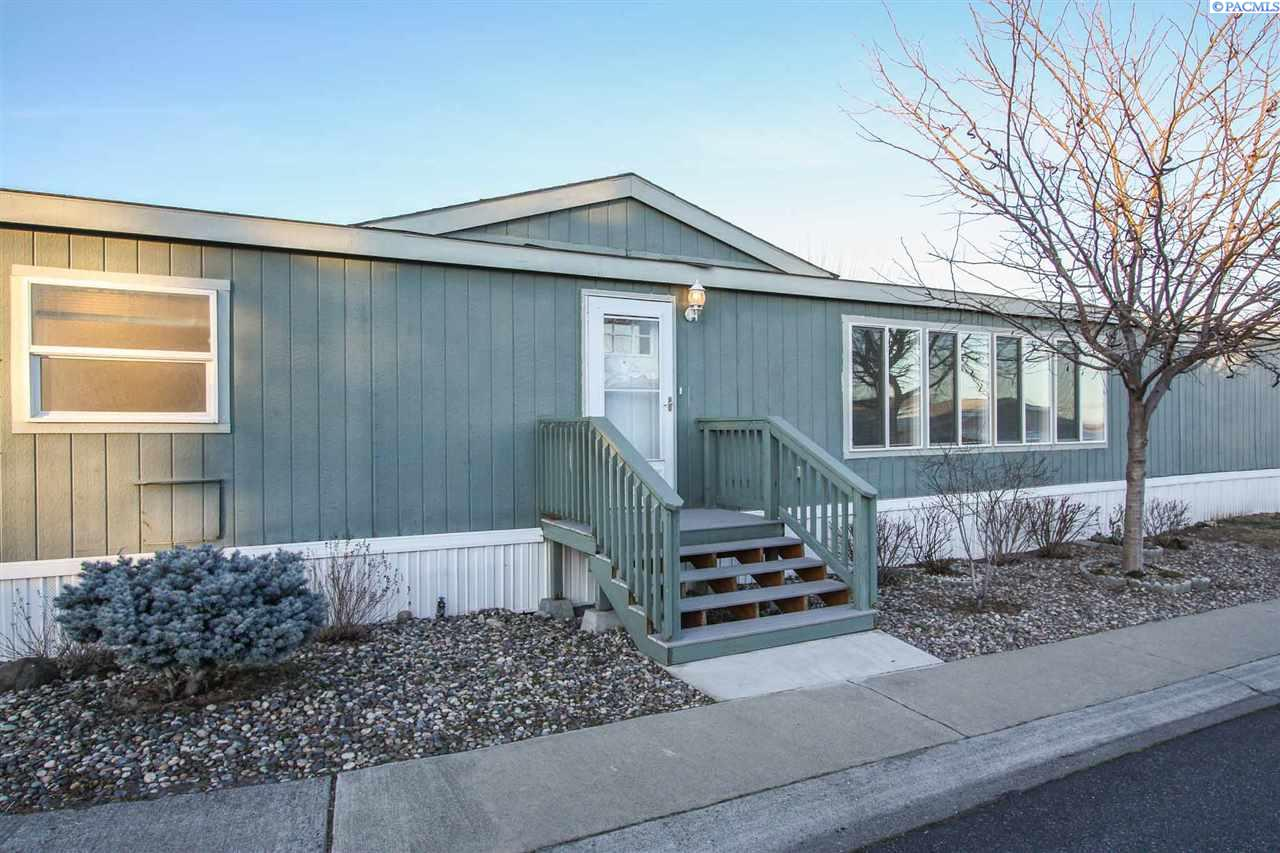 Manufactured Home for Sale at 98 Skyline Drive Richland, Washington 99352 United States