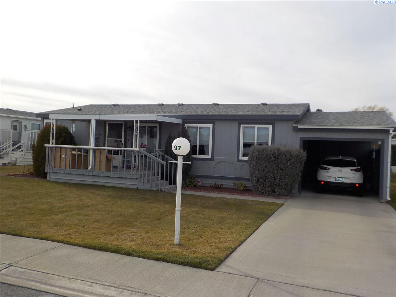Manufactured Home for Sale at 312 S Columbia Center Blvd. #97 Kennewick, Washington 99336 United States