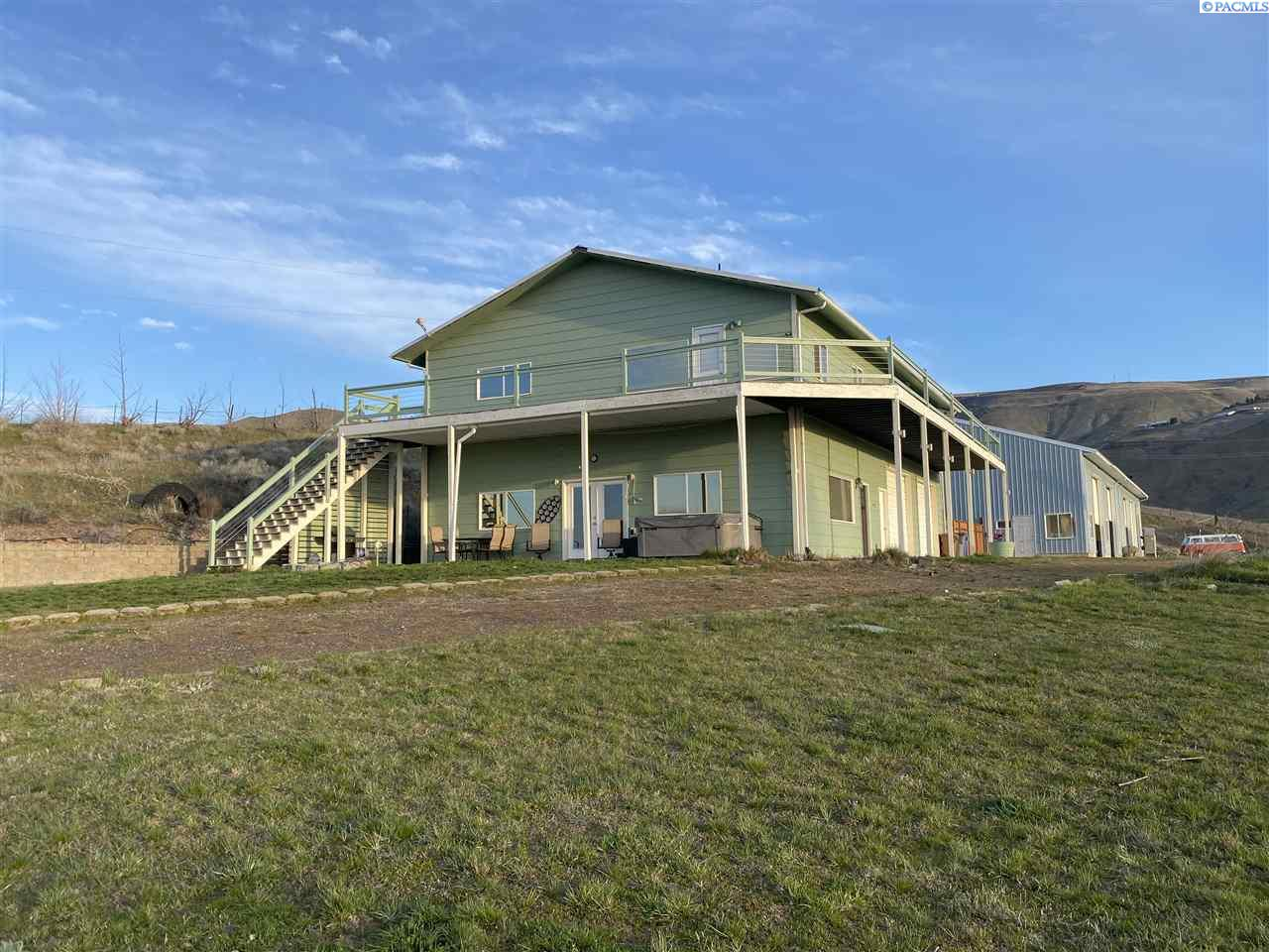 Single Family Homes for Sale at 28491 Old Spiral Highway Lewiston, Idaho 83501 United States