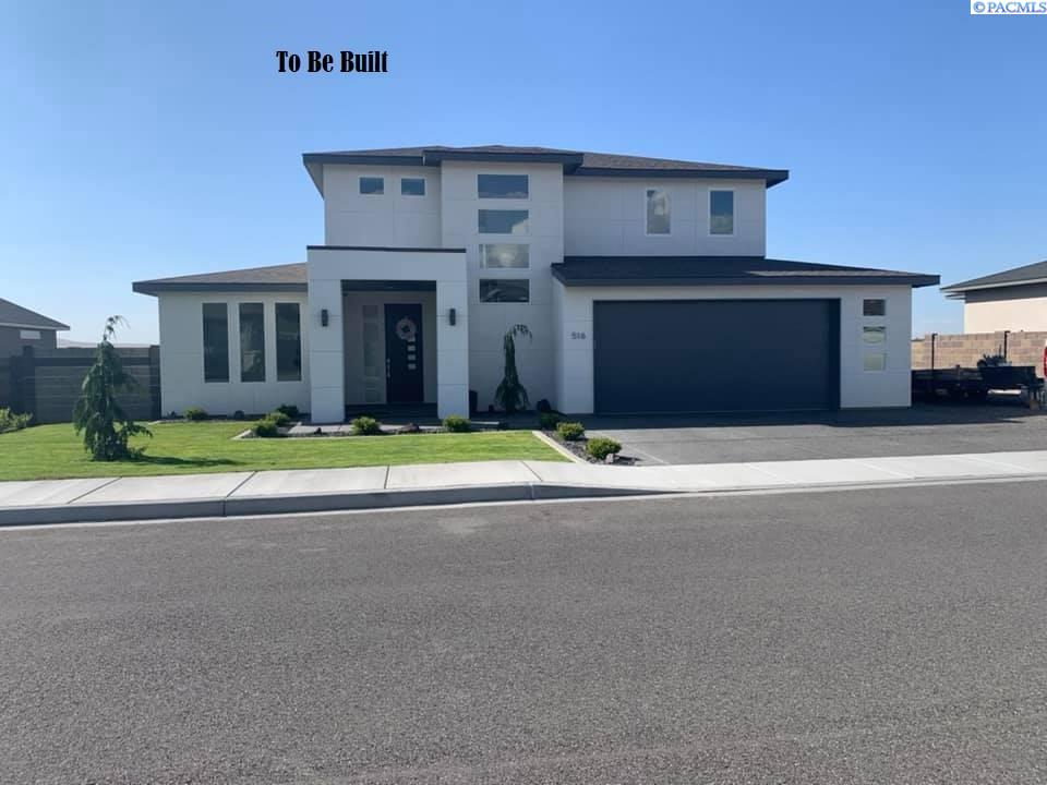 Single Family Homes for Sale at Lot 3 King Court West Richland, Washington 99353 United States