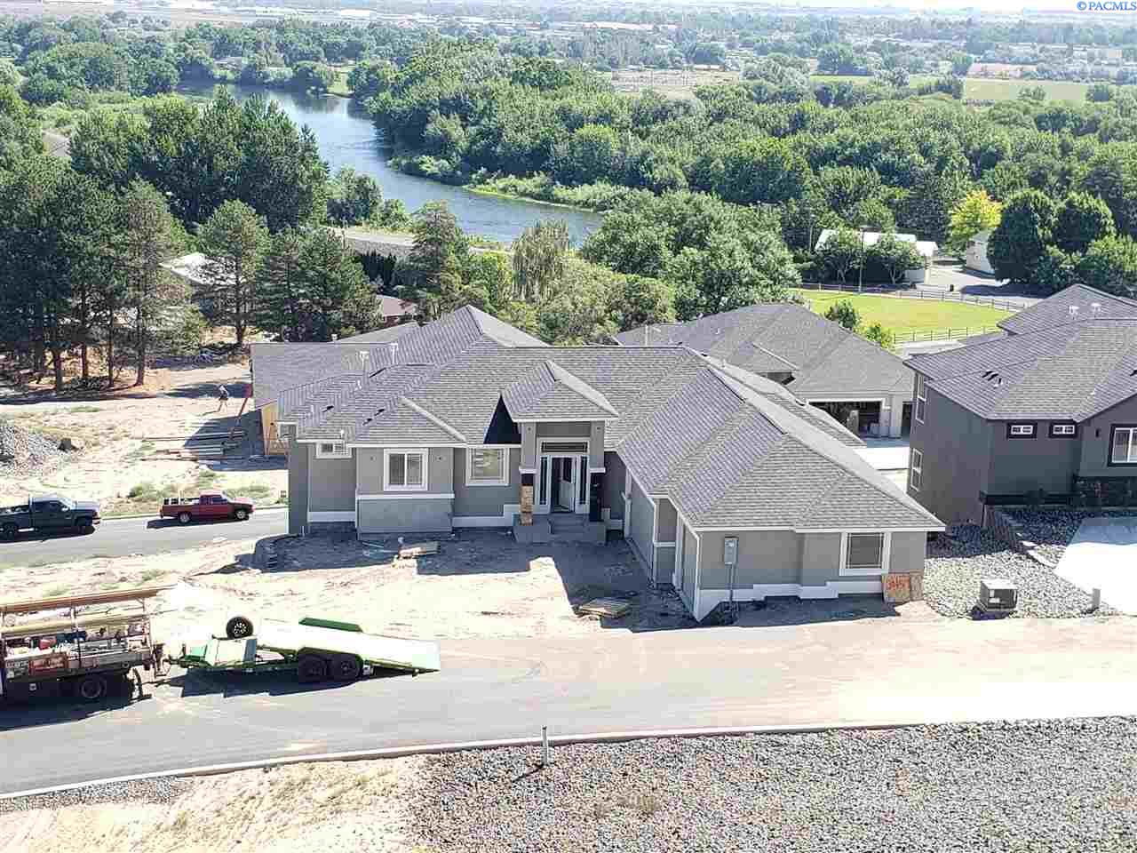 Single Family Homes for Sale at Lot 24 Nicholas Lane West Richland, Washington 99353 United States