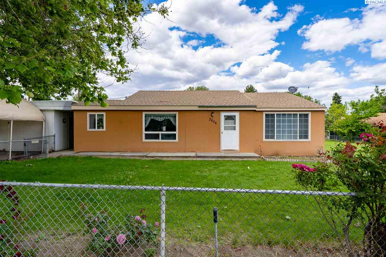 Single Family Homes for Sale at 3956 Grant Street West Richland, Washington 99353 United States