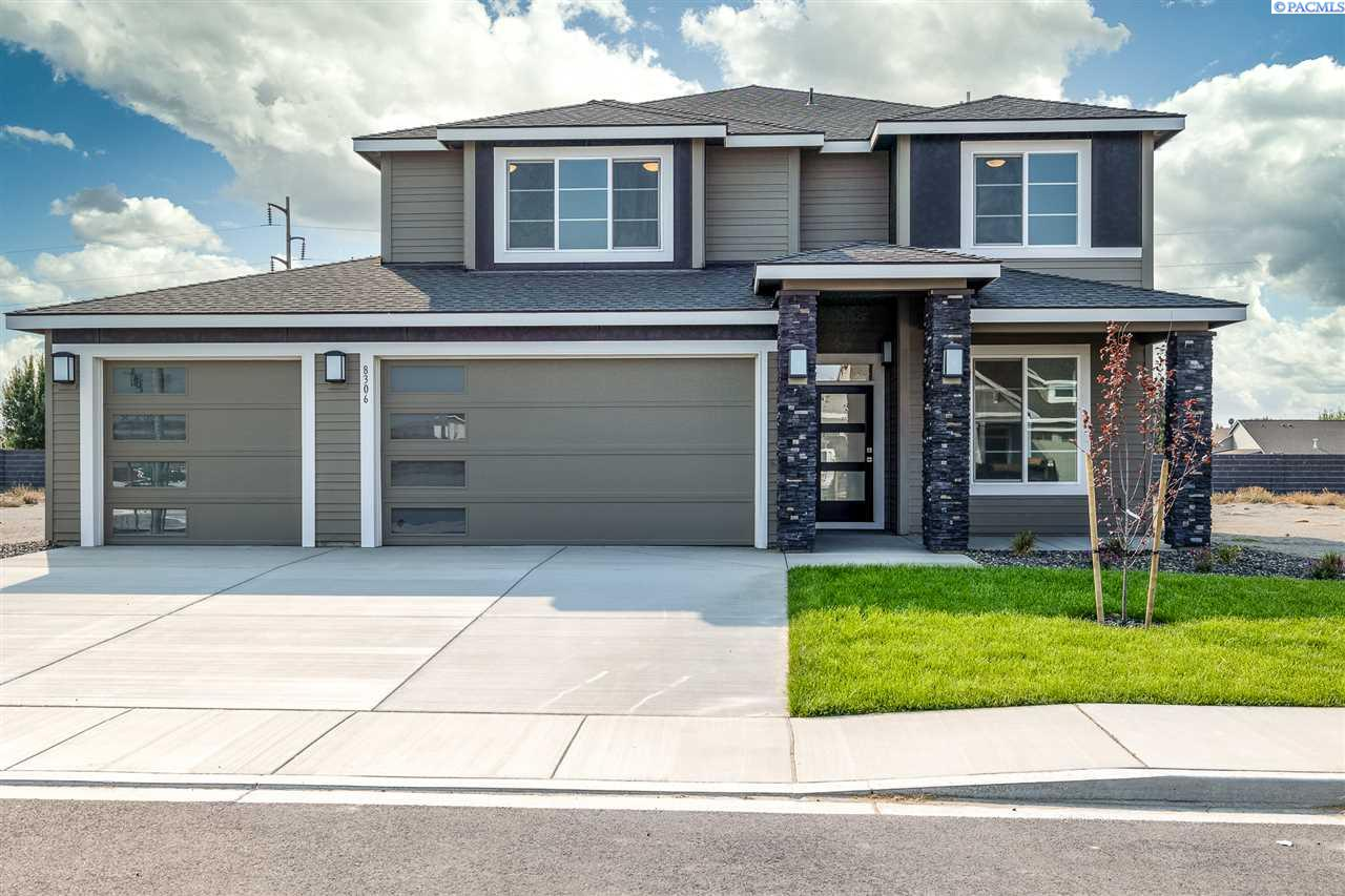 Single Family Homes for Sale at 8306 Silver Mound Drive Pasco, Washington 99301 United States