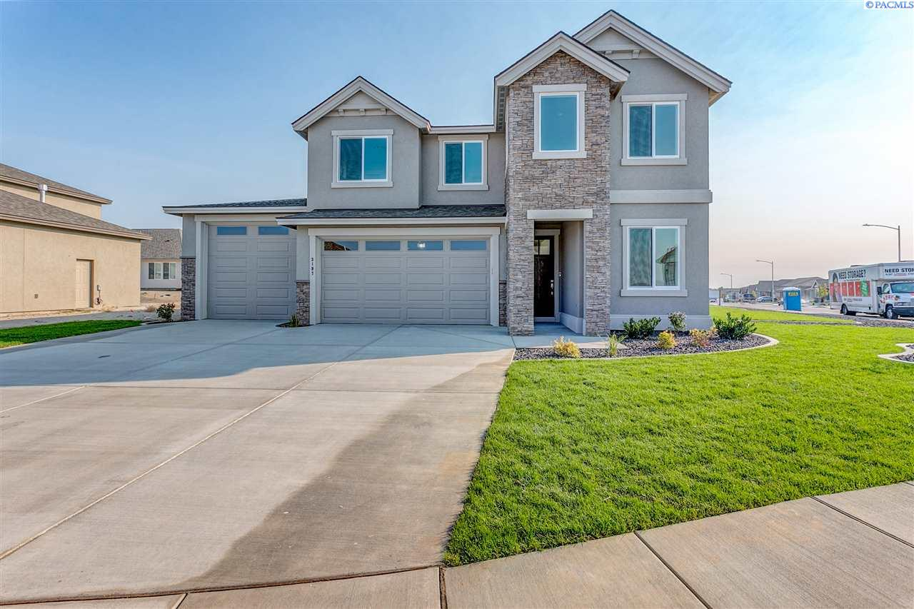 Single Family Homes for Sale at 3197 Wild Canyon Way Richland, Washington 99354 United States