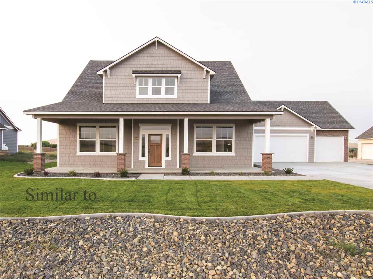 Single Family Homes for Sale at TBD Tatum Drive Kennewick, Washington 99338 United States