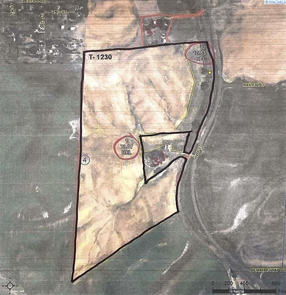 Farm / Ranch / Plantation for Sale at xxx State Route 27 Garfield, Washington 99130 United States