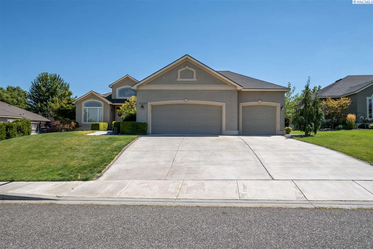 Property for Sale at 3333 Nottingham Drive Richland, Washington 99352 United States