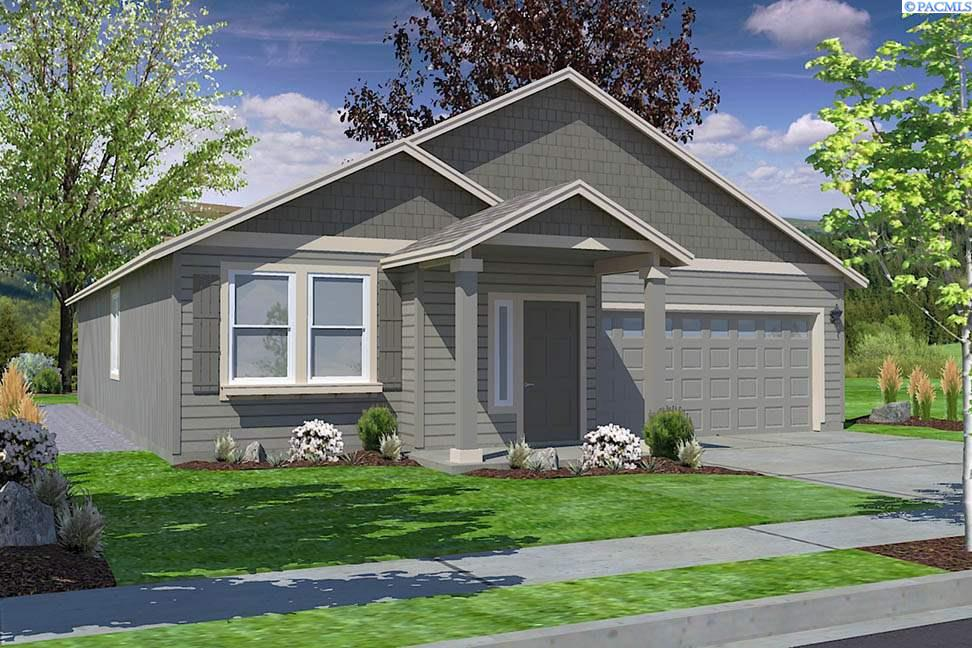 Single Family Homes for Sale at TBD Mitchell St. ( Lot 1) Plymouth, Washington 99346 United States