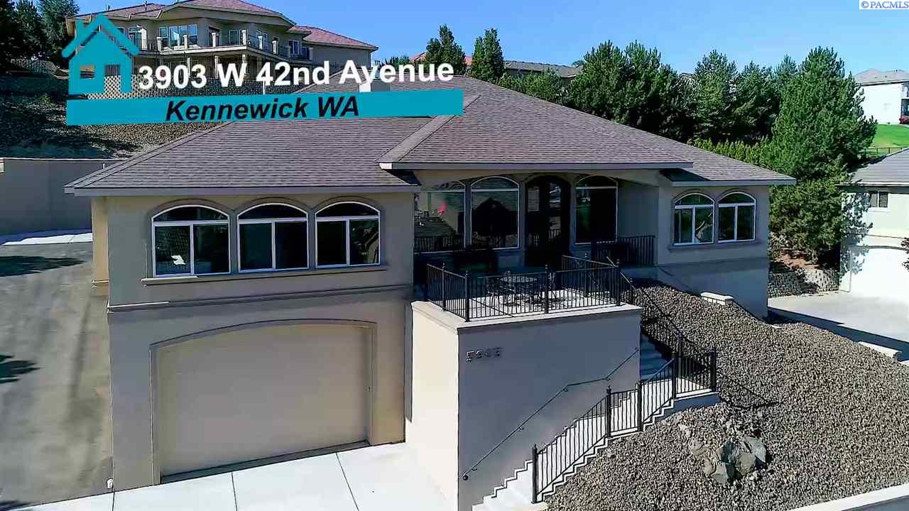 Single Family Homes for Sale at 3903 W 42Nd Ave Kennewick, Washington 99337 United States