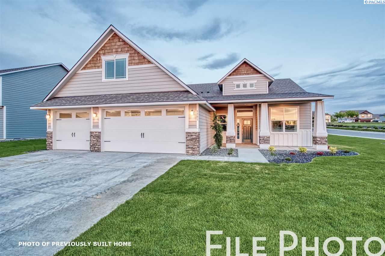Single Family Homes for Sale at 437 Piper Street Richland, Washington 99352 United States