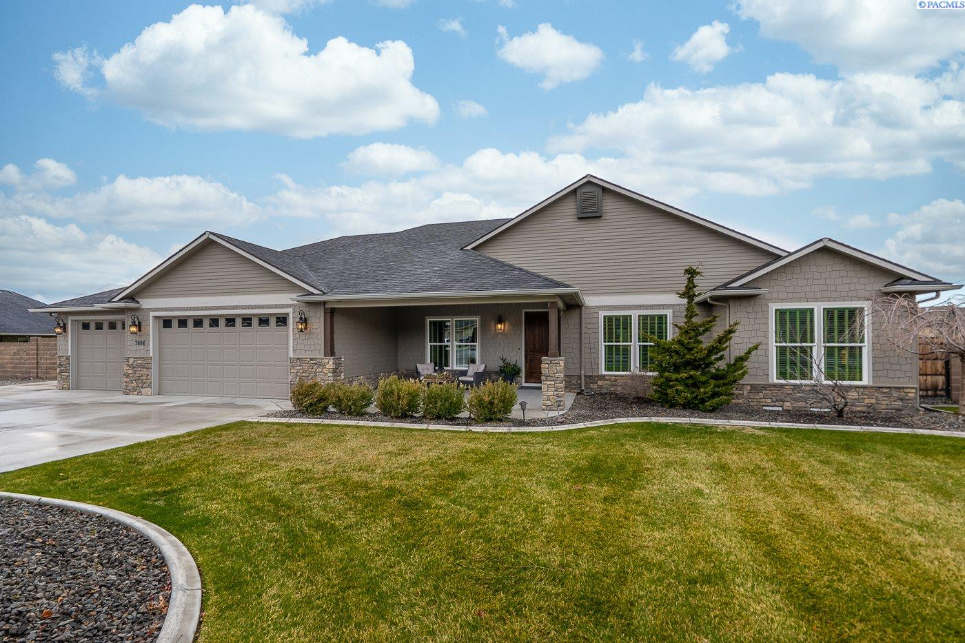 Single Family Homes for Sale at Lot 67 Furlong Lane Kennewick, Washington 99338 United States