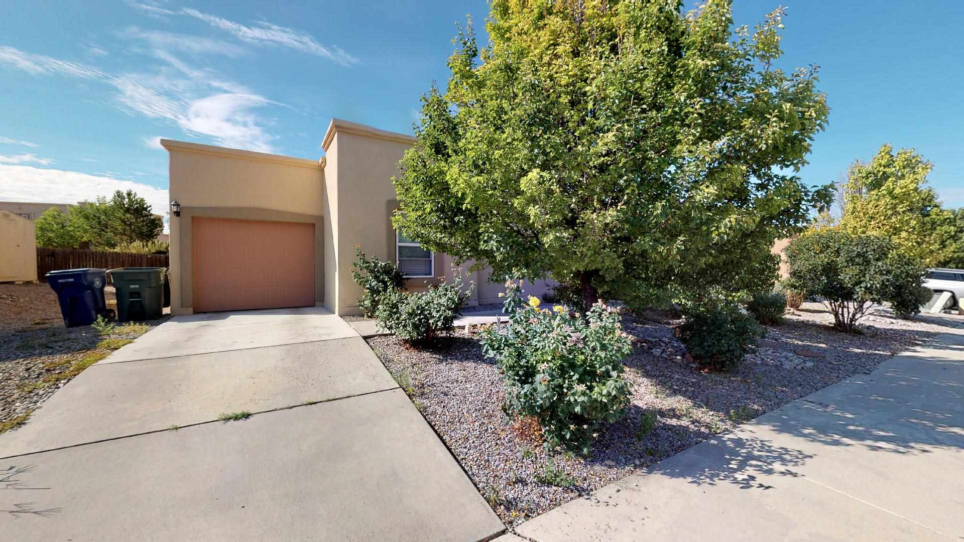 This  3 bed 2 bath home is ready for you! Great location near shopping movies and restaurants. This home has a 1 car garage, cold AC, and a nice back yard.