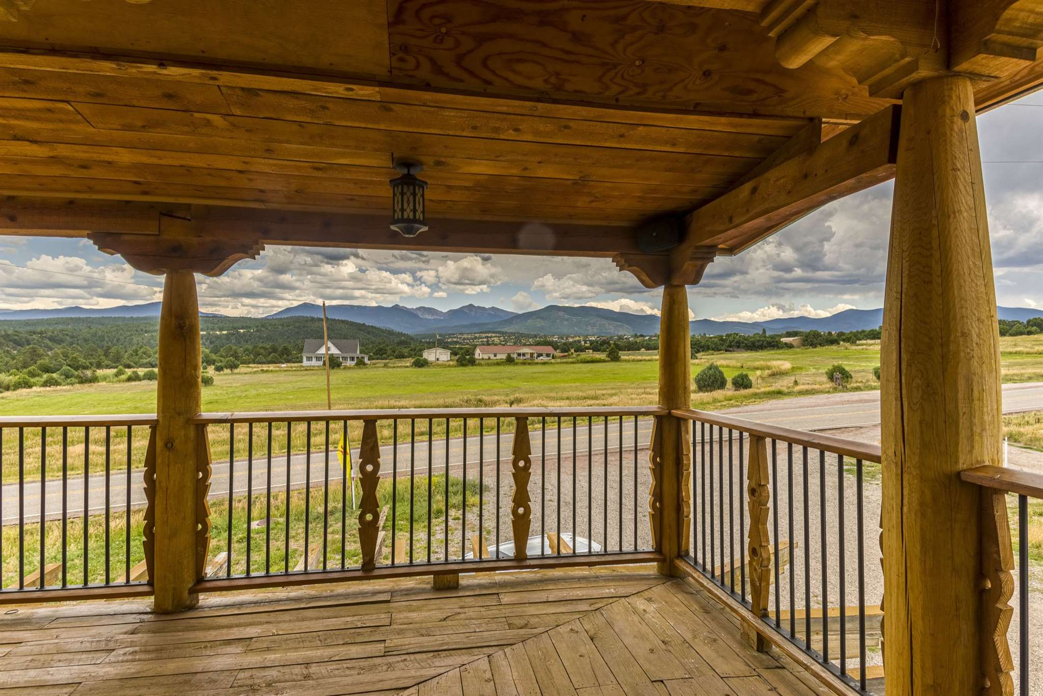 1722 State Rd 76 Truchas, NM 87578