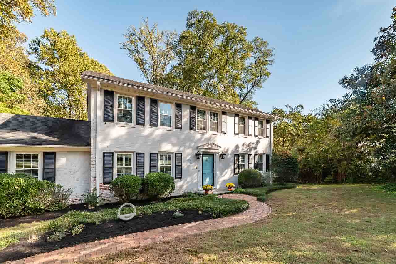 """Enjoy Eastside living in this traditional home!  With loads of space, rooms and all the charm and in one, safe place, you can unpack and make memories for a lifetime.  The formal dining room is ready for your favorite table, hutch and then some.  Then there's the keeping room which could be a study, library or office.  The family room and kitchen are more private on the back of the home with a cozy fireplace for cool nights.  The kitchen with it's subway tile, pantry and eat-in breakfast area boasts a chef's gourmet Jenn Air gas stove.  Somebody is going to love the laundry room/hobby room/playroom!  Located off the kitchen and having access from the exterior through the mud room, this oversized """"bonus"""" room with island is perfect for clothes care or any hobby.  It can also be a great storage room for games and toys.  Enjoying the yard  as well with a large back yard that leads to the creek off the wonderful deck over looking the yard.  Also included is the workshop that matches the home well.  This space has electricity.  This home has been updated as well your gonna love the master bathroom it has everything you want with all the charm the only thing missing is you.   Jodey (Tex) Fleming #texsoldanother 864-804-7166 Better homes and Gardens lic #86574"""