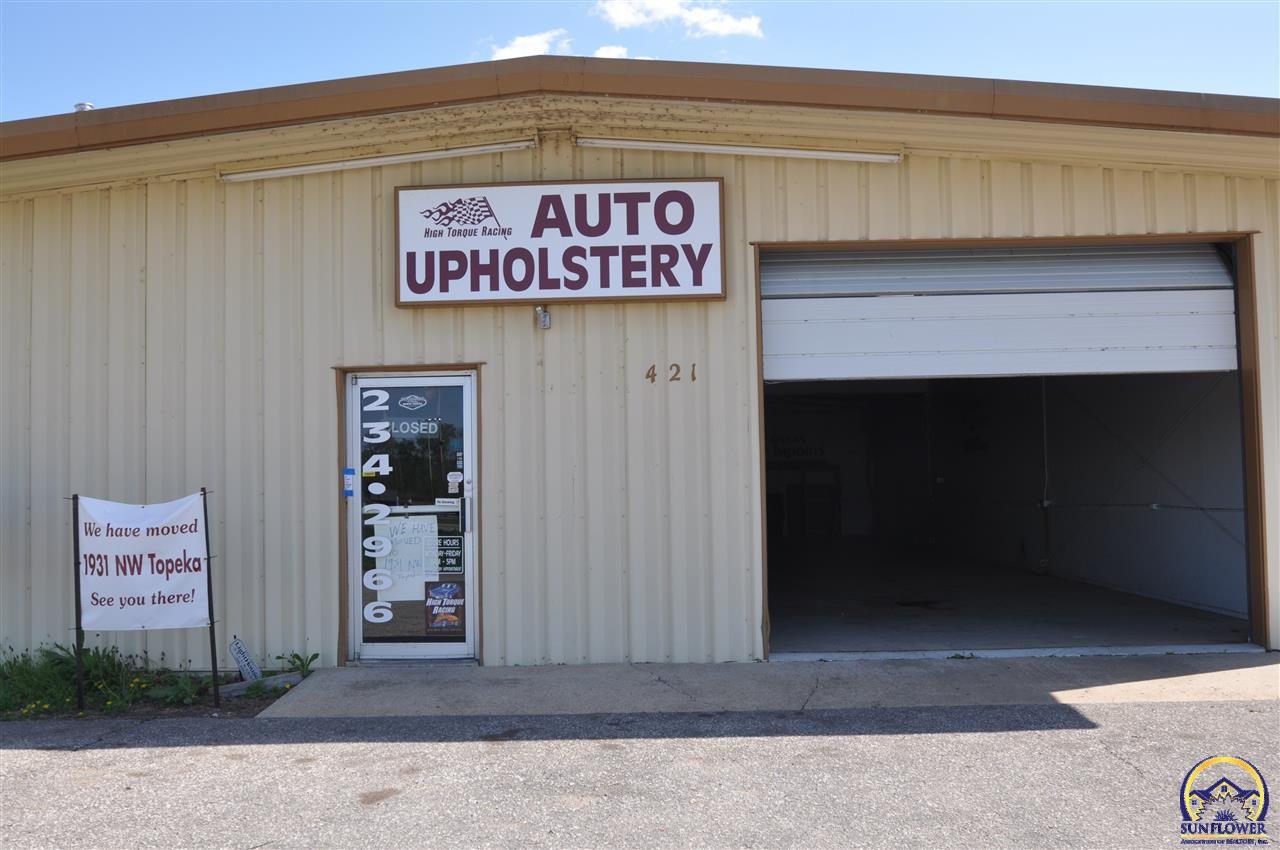 Topeka Area Commercial Real Estate For Sale