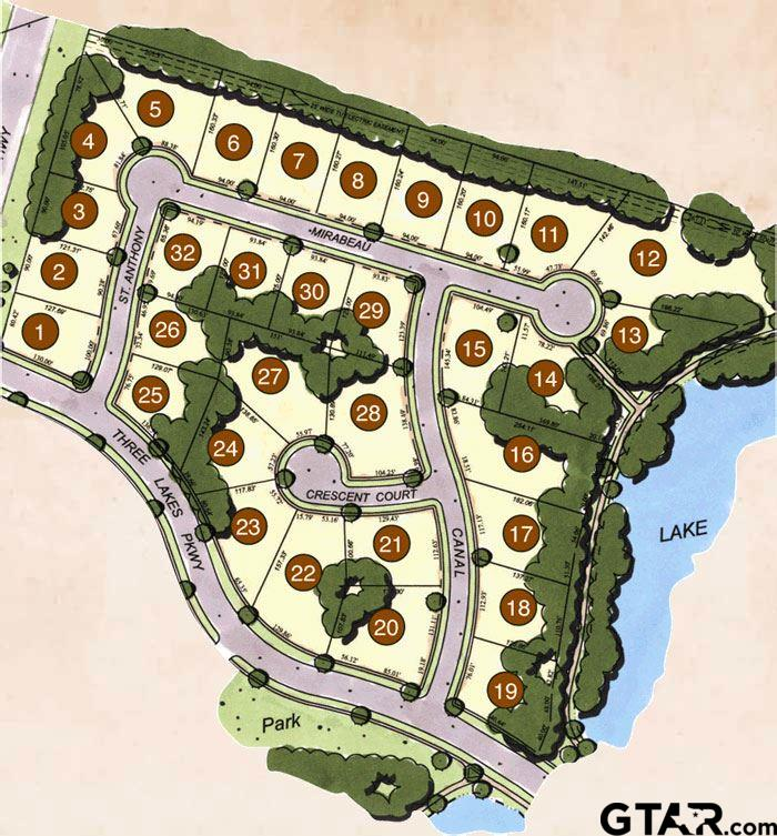 The only remain lot in Waters Edge at Oak Hollow. All clearing and dirt work has been done, pad ready. Listing agent is owner.