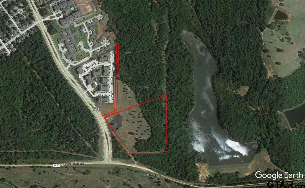 14 acre tract of land situated in South Tyler. Easy access to The University of Texas at Tyler, Troup Highway and Loop 323 with numerous possibilities for commercial, multi-family and office development.