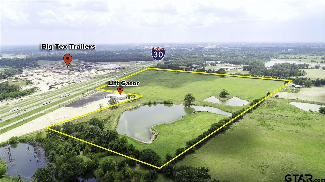 Great 52 acre commercial or residential property opportunity! Call today for more information.