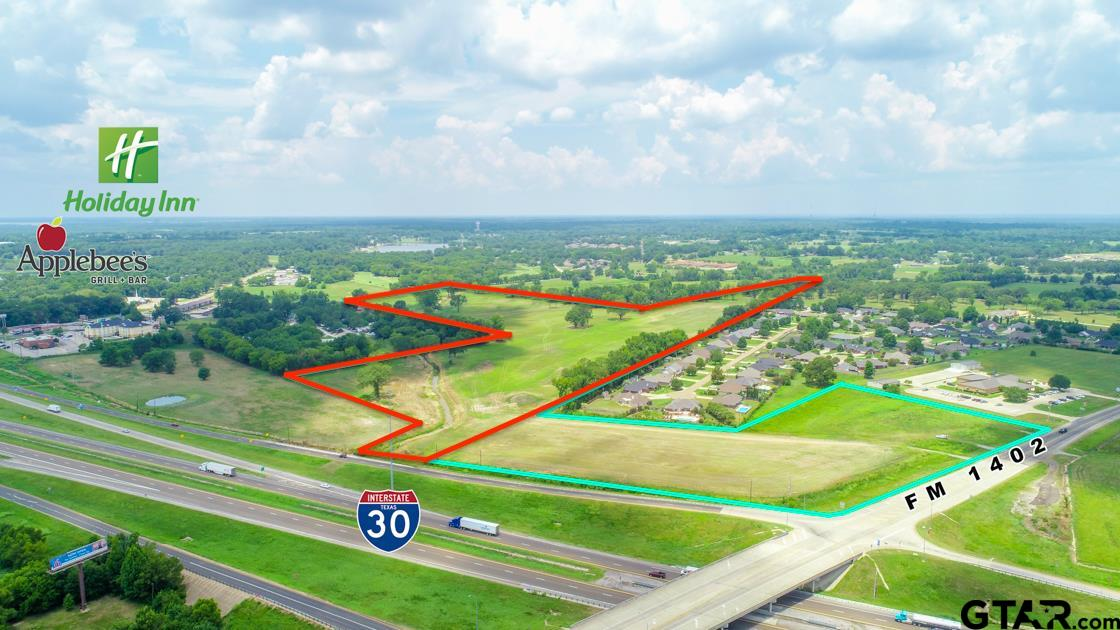 Beautiful 48+ acre property to build your dream home or your next business on! This property has I-30 Service Rd frontage and Greenhill Rd. frontage! Call today for more information!