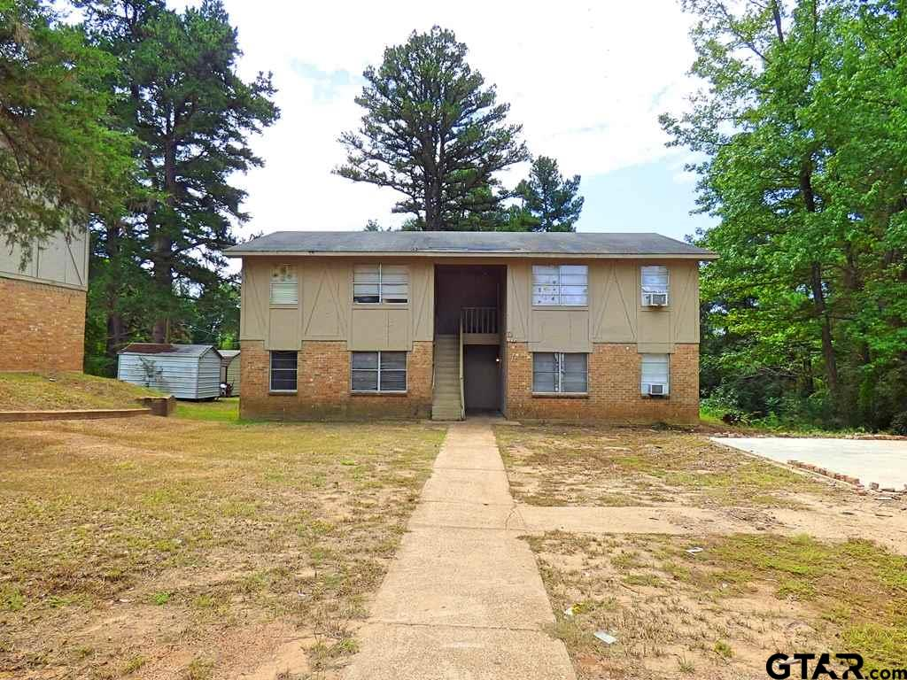 Great Investment opportunity! 16 units, 4 buildings with 4- 2 bedroom/2 bath units each, central heat & air, 3 outbuildings, 100% occupancy with a waiting list.