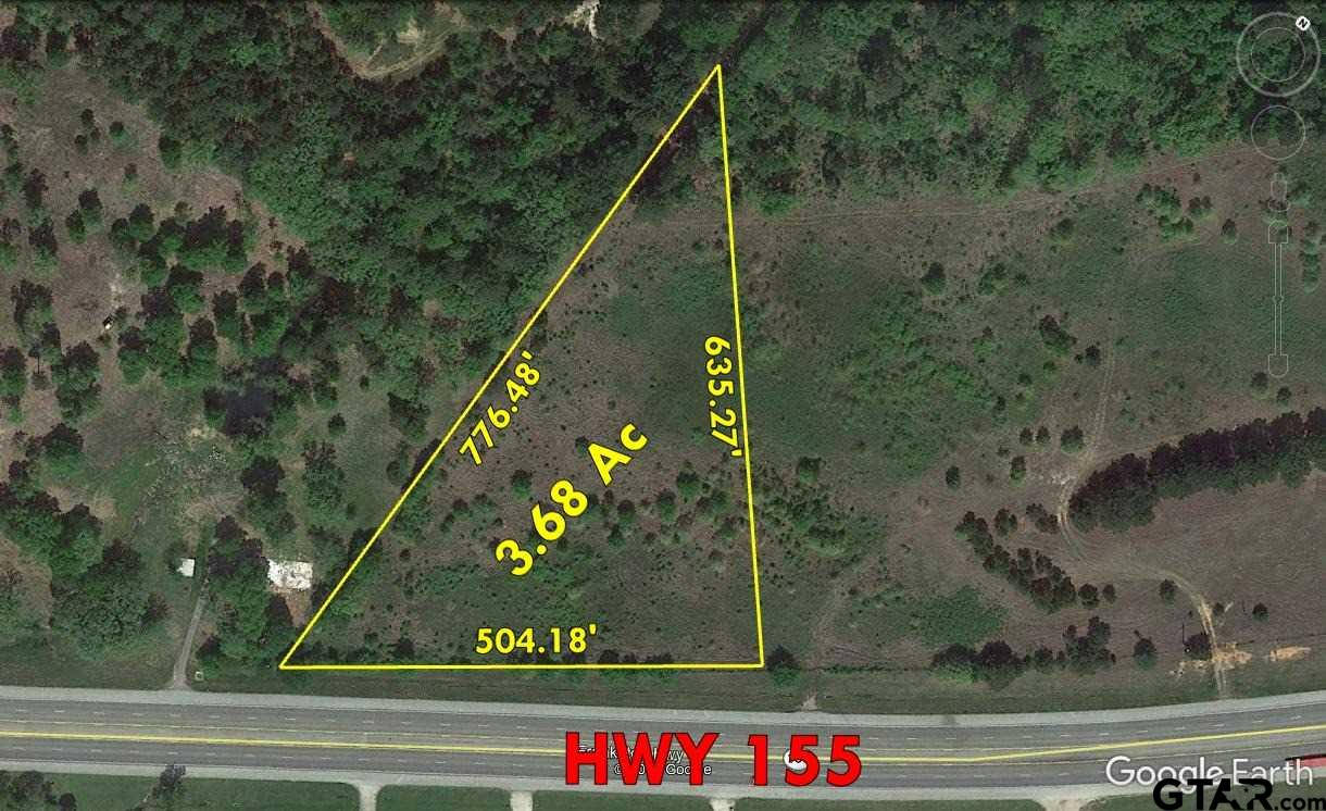 20768 HWY 155 Lot - A, Flint, TX 75762