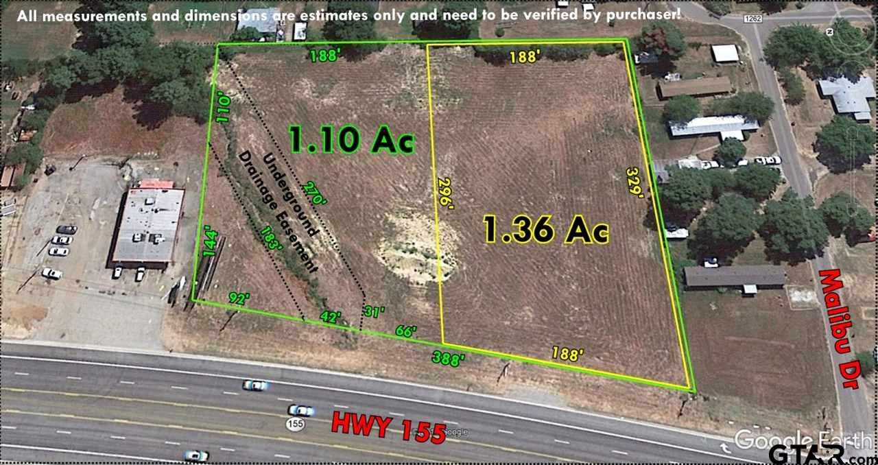 22053 S HWY 155, Flint, TX 75762