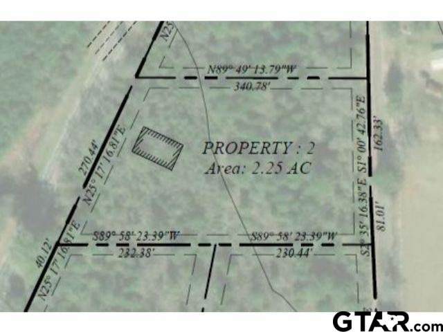 Lot 2 - Large lot available in Pittsburg with frontage on FM 556 and CR 1350!