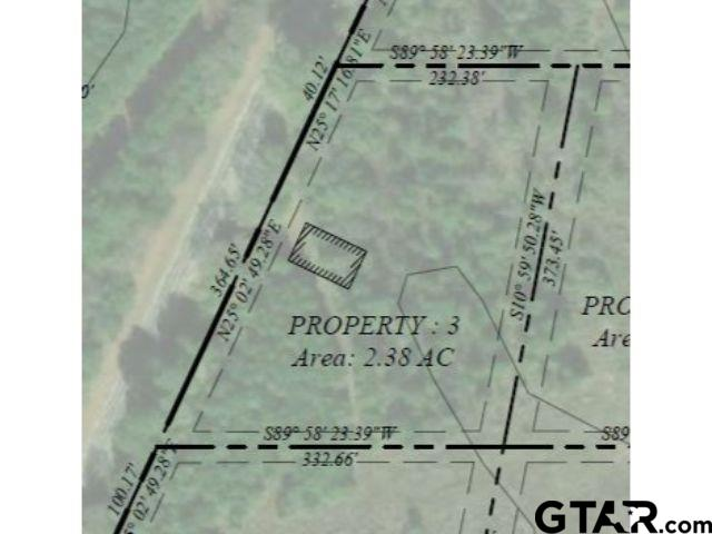 Lot 3 - Large lot available in Pittsburg with frontage on FM 556!
