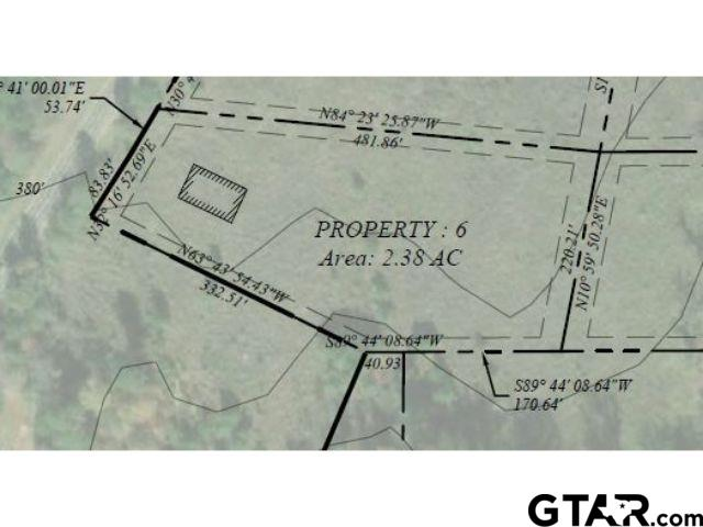 Lot 6 - Large lot available in Pittsburg with frontage on FM 556!