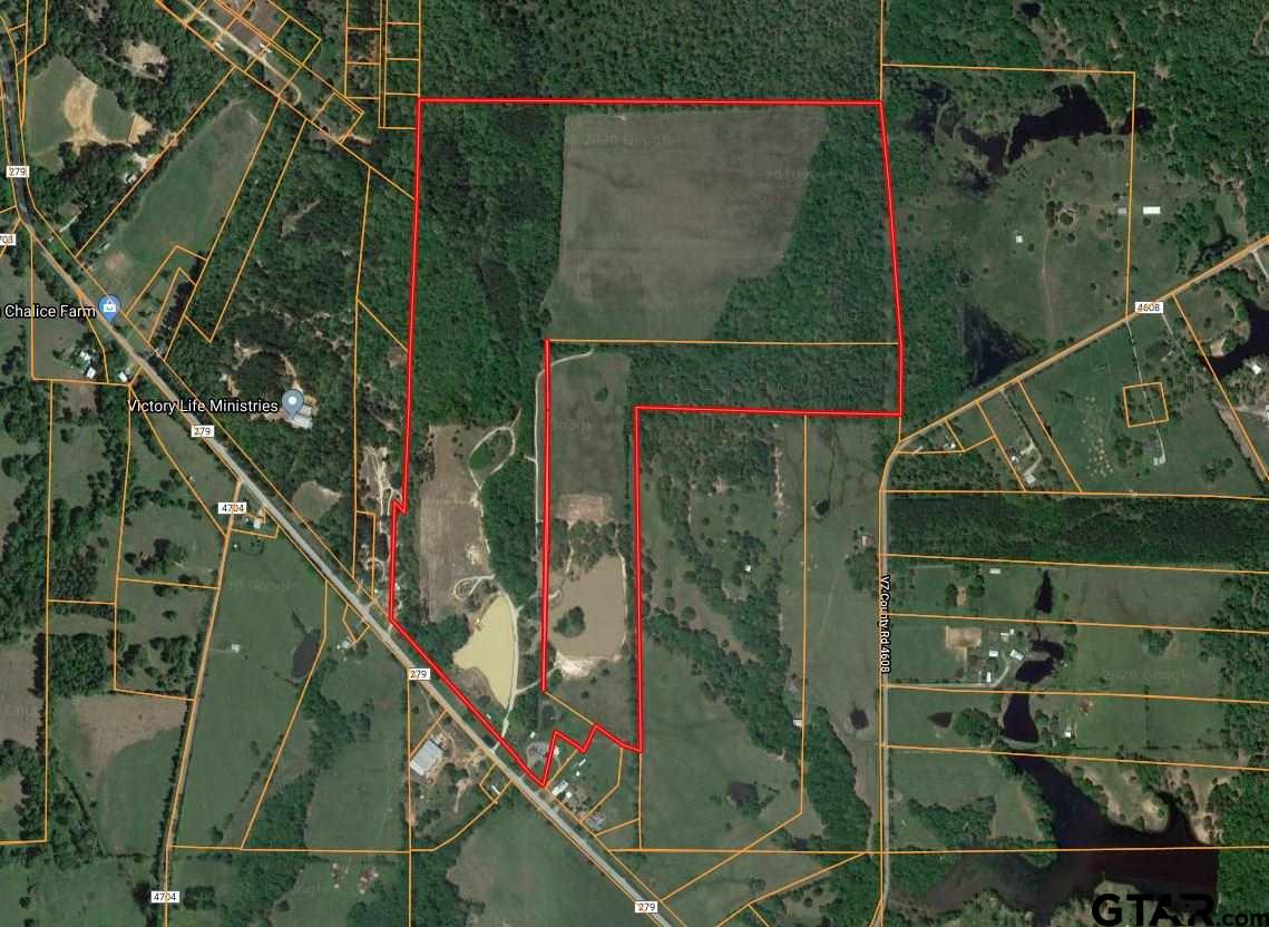 Beautiful 175 +/- acre property setting offering woods, pasture, ponds stocked with Crappie and Bait fish and Bass in May. Great development potential or ranch set up.